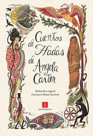 CUENTOS DE HADAS DE ANGELA CARTER