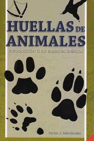 4.HUELLAS DE ANIMALES.(CUADERNOS DE NATURALEZA)