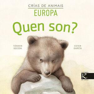 QUEN SON CRIAS DE ANIMAIS EUROPA