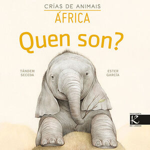 QUEN SON CRIAS DE ANIMAIS AFRICA