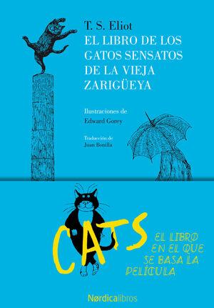EL LIBRO DE LOS GATOS SENSATOS DE LA VIEJA ZARIGUEYA