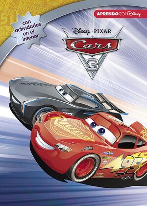 CARS 3 (LEO, JUEGO Y APRENDO CON DISNEY)