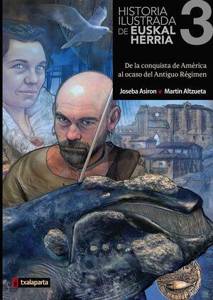 HISTORIA ILUSTRADA DE EUSKAL HERRIA 03