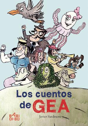 LOS CUENTOS DE GEA