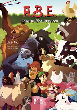 A.B.E. ANIMALES BIEN EDUCADOS