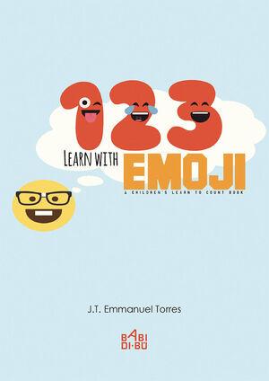 1,2,3 LEARN WITH EMOJI ( 1,2,3 APRENDE CON EMOJI)