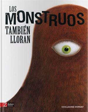 MONSTRUOS TAMBIEN LLORAN