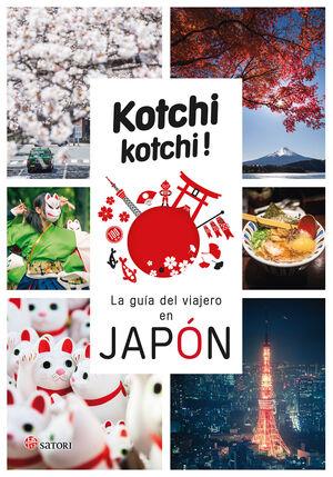 KOCHI KOCHI. LA GUIA DEL VIAJERO EN JAPÓN