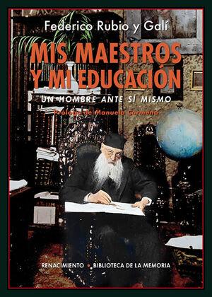MIS MAESTROS Y MI EDUCACIÓN