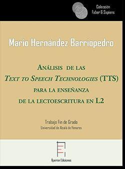 ANáLISIS DE LAS TEXT TO SPEECH TECHNOLOGIES (TTS) PARA LA ENSEñAN