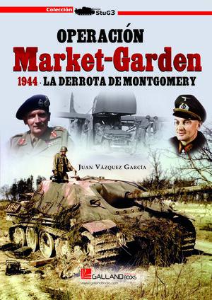 OPERACIÓN MARKET-GARDEN, 1944