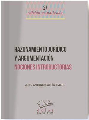 RAZONAMIENTO JURÍDICO Y ARGEMENTACIÓN