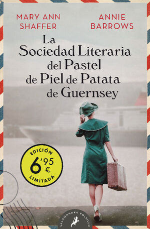 LA SOCIEDAD LITERARIA DEL PASTEL DE PIEL DE PATATA DE GUERNSEY