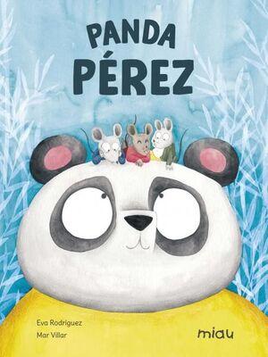 PANDA PÉREZ