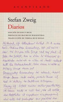 DIARIOS- STEFAN ZWEIG