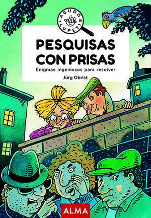 PESQUISAS CON PRISAS (GOOD VIBES)