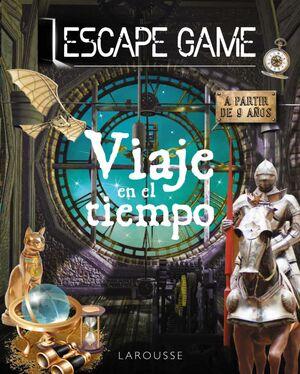 ESCAPE GAME. VIAJE EN EL TIEMPO