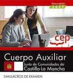 CUERPO AUXILIAR JUNTA DE COMUNIDADES DE CASTILLA LA MANCHA SIMULACROS DE EXAMEN