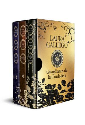 ESTUCHE GUARDIANES LAURA GALLEGO