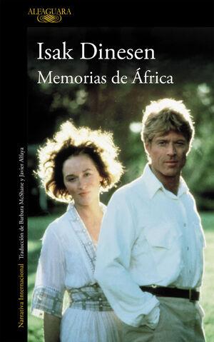 MEMORIAS DE AFRICA.