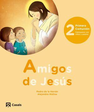 AMIGOS DE JESUS 2 (PRI) CATEQUESIS 2018