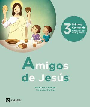 AMIGOS DE JESUS 3 (PRI) CATEQUESIS 2018