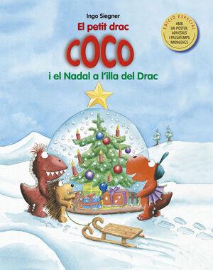 PETIT DRAC COCO I EL NADAL A LÆILLA DEL DRAC, EL
