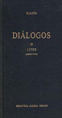 DIALOGOS IX.LEYES