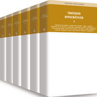 TRATADOS HIPOCRATICOS (8VOLS)