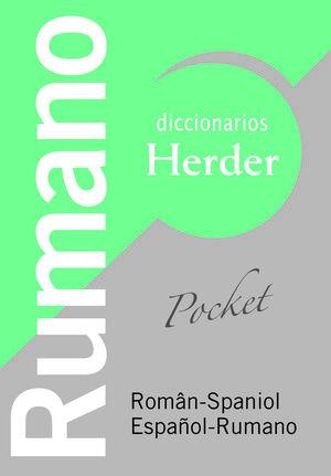 DICCIONARIO POCKET RUMANO