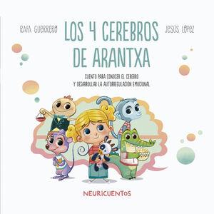 LOS 4 CEREBROS DE ARANTXA