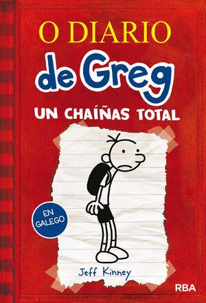 O DIARIO DE GREG 1. UN CHAIÑAS TOTAL