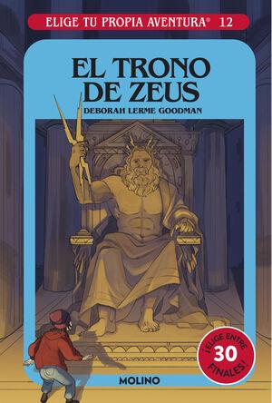 ELIGE TU PROPIA AVENTURA 12. EL TRONO DE ZEUS