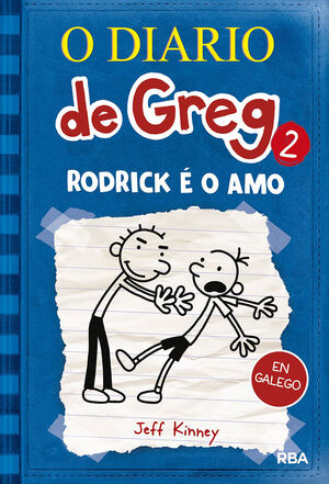 O DIARIO DE GREG 2. RODRICK E O AMO
