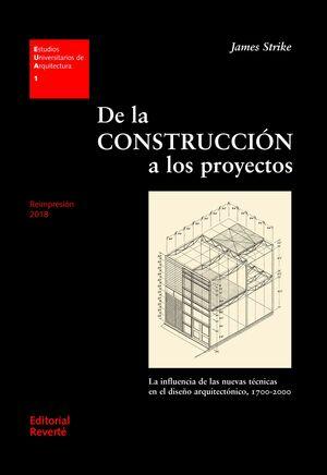 DE LA CONSTRUCCIÓN A LOS PROYECTOS (EUA01)