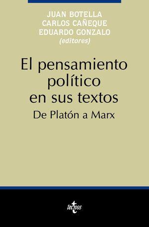 PENSAMIENTO POLITICO EN SUS TEXTOS,EL