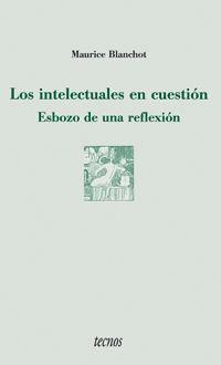 LOS INTELECTUALES EN CUESTION