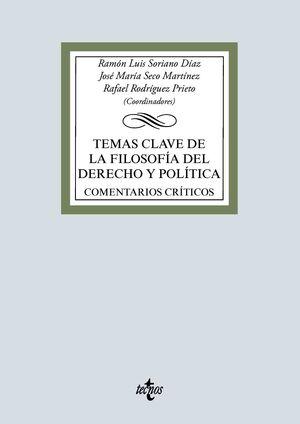 TEMAS CLAVE DE LA FILOSOFíA DEL DERECHO Y FILOSOFIA
