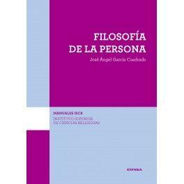 (ISCR) FILOSOFIA DE LA PERSONA