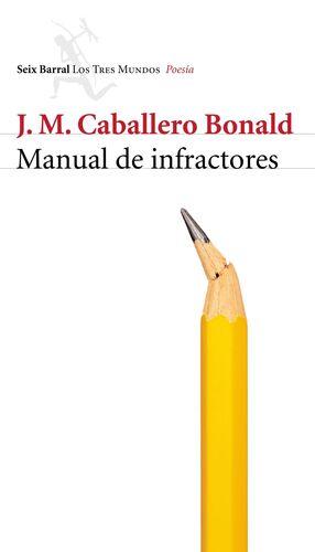 MANUAL DE INFRACTORES