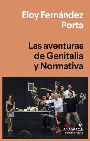 LAS AVENTURAS DE GENITALIA & NORMATIVA