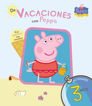 DE VACACIONES CON PEPPA 3AÑOS CUAD.ACTIVIDADES