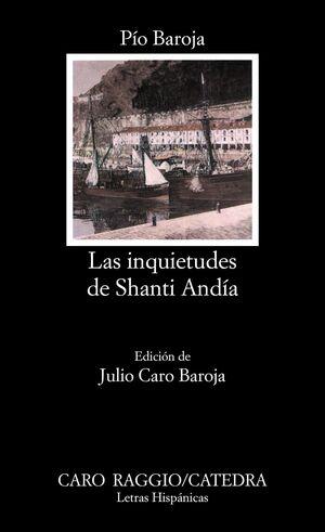 LAS INQUIETUDES DE SHANTI ANDÍA