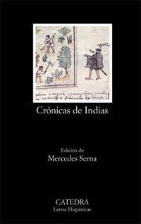 CRÓNICAS DE INDIAS. ANTOLOGÍA