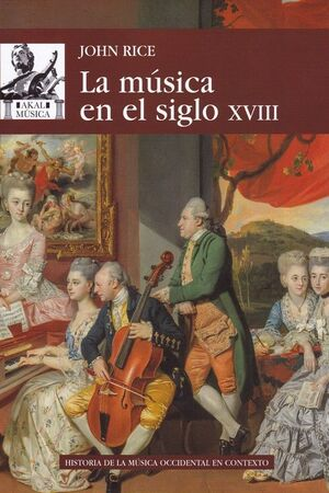 LA MÚSICA EN EL SIGLO XVIII