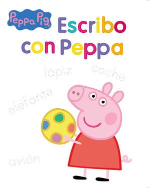 PEPPA PIG. ESCRIBO CON PEPPA
