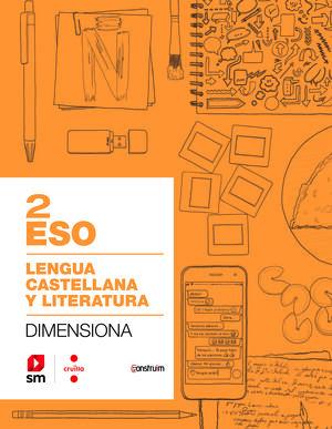 CUADERNO LENGUA CASTELLANA 2ºESO. CONSTRU¤M 2019. CATALUÑA