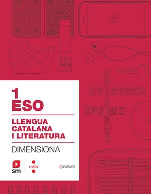QUADERN LLENGUA 1R ESO. CONSTRU¤M 2019