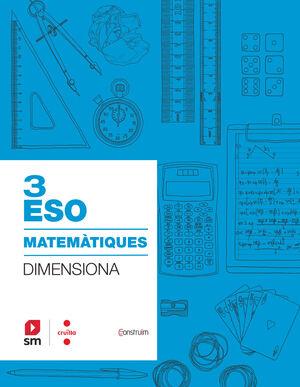 QUADERN MATEM+TIQUES 3R ESO. CONSTRUI¤M 2019