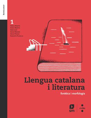 LLENGUA CATALANA Y LITERATURA 1ºBATXILLERAT. CONSTRU¤M 2019